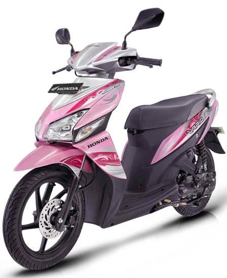 Motor Honda Vario Terbaru